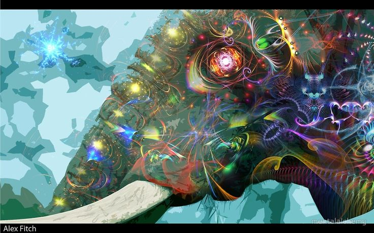 Elephant by mentalalchemy
