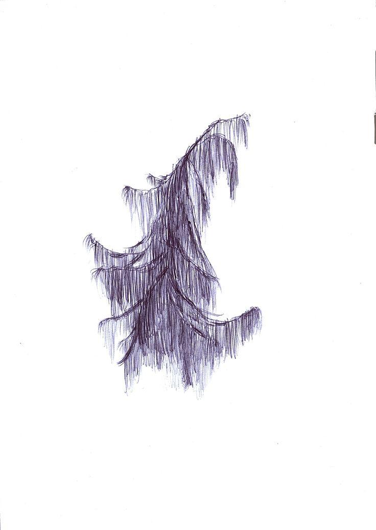 Hængegran Pen/Sketchbook 2013