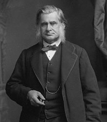 """Wikipedia.org/***EVOLUTION-- Thomas Henry Huxley PC PRS FLS-- (1825-1895) was an English biologist (comparative anatomist), known as """"Darwin's Bulldog"""" for his advocacy of Charles Darwin's theory of evolution."""