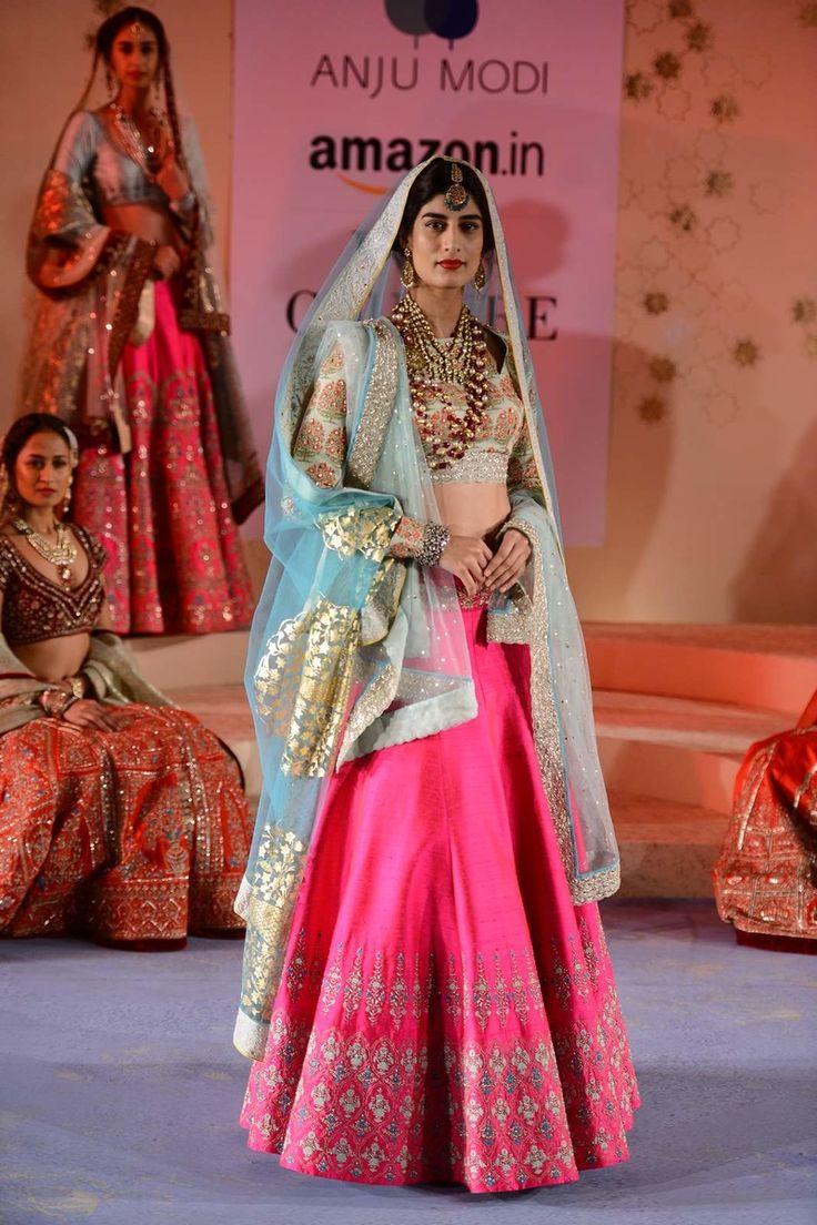 Amazon India Couture Week 2015 Kashish Collection - Anju Modi