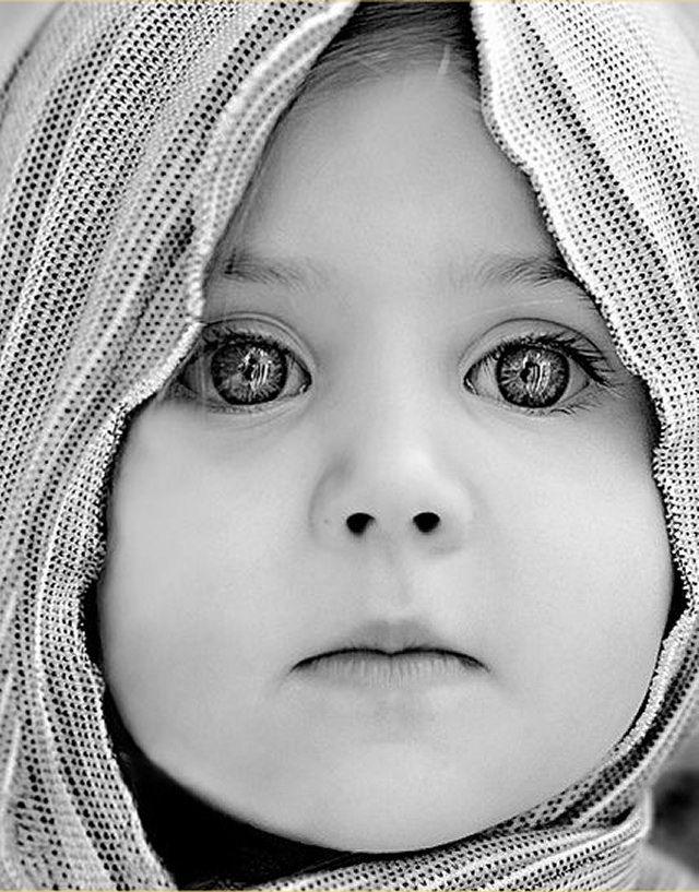 Tvbyzurera Baby Face Black And White Photography Girl Face