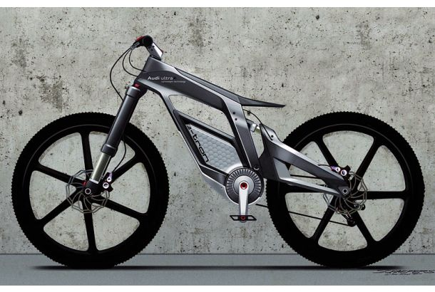 アウディの電動自転車がカッコ良すぎて惚れる | roomie(ルーミー)