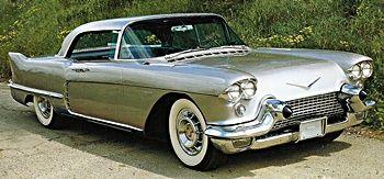 1950s Cars – Cadillac 1955-59