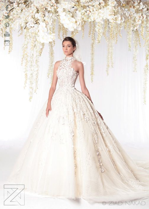 30 best the white realm ziad nakad bridal collection for Ziad nakad wedding dresses prices
