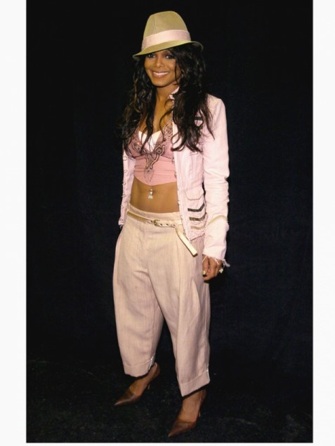 Janet Jackson, African American Style Icon