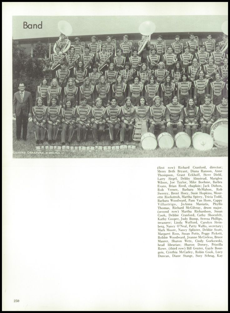 1972 Alamo Heights High School Yearbook via Classmates.com