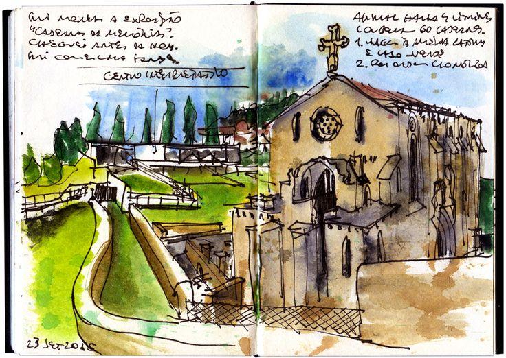 """""""Cadernos de Memória"""" no Mosteiro de Santa Clara-a-Velha"""