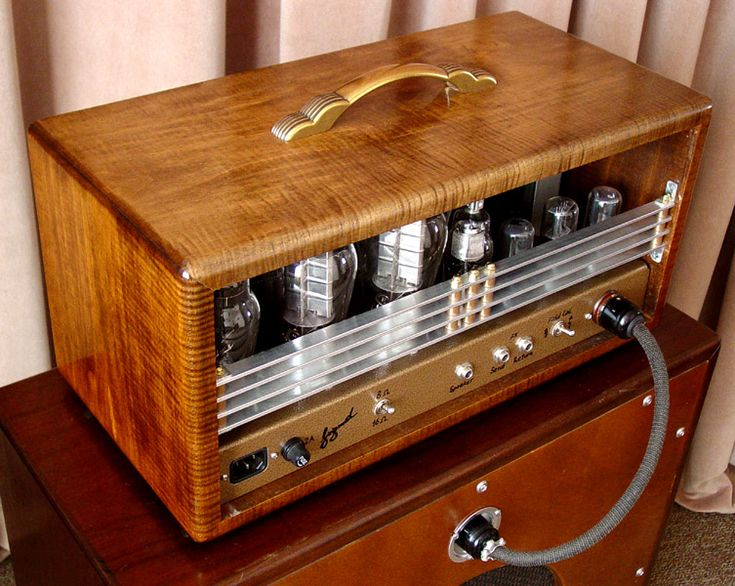 siegmund sound king 300b tube guitar amplifier handmade with field coil speaker siegmund. Black Bedroom Furniture Sets. Home Design Ideas
