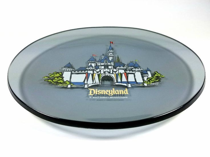 Excited to share the latest addition to my #etsy shop: Vintage Disneyland Plate Gray Glass Oval Dish Sleeping Beauty Castle Souvenir http://etsy.me/2nvxesS #art #mixedmedia #gray #ovalplate #vintagedisneyplate #platedisneyland #glassart #disneylandgifts #disneygifts