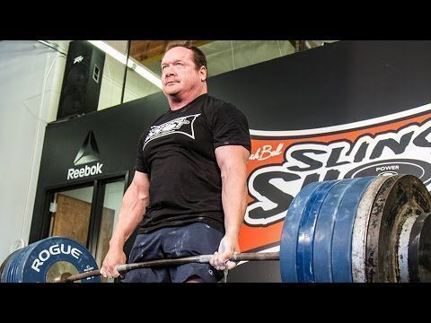 Ed Coan, the greatest powerlifter of all time, breaks down the conventional  deadlift step