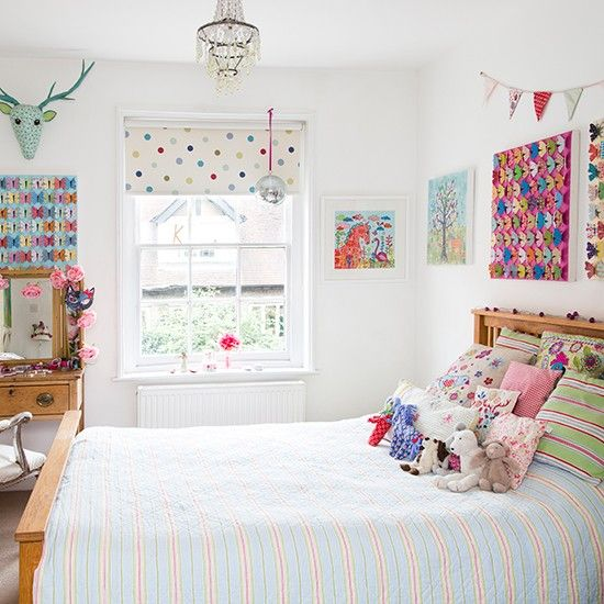 Children's room | Traditional home in Hertfordshire | House tour | PHOTO GALLERY | Style at home | Housetohome.co.uk