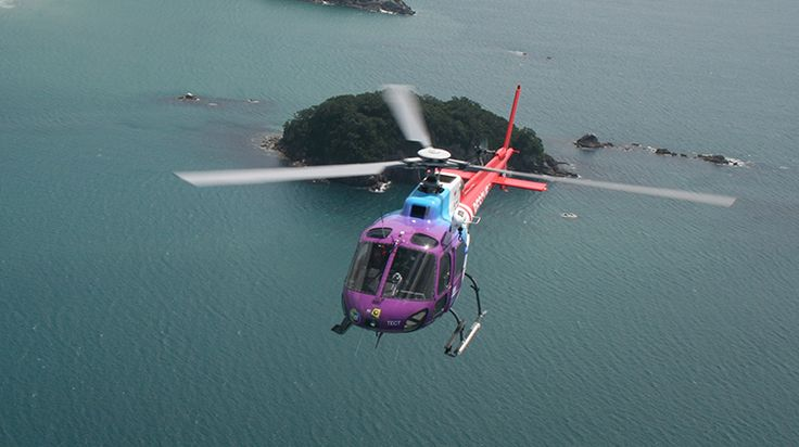 17-year-old Taupo male nearly drowns. Trustpower TECT Rescue Helicopter called to transport him from Te Kaha Medical Centre to Whakatane Hospital