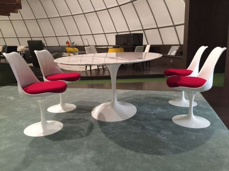 #Knoll #Tulip chair. Single ex display/showroom item. Request a customized quote.