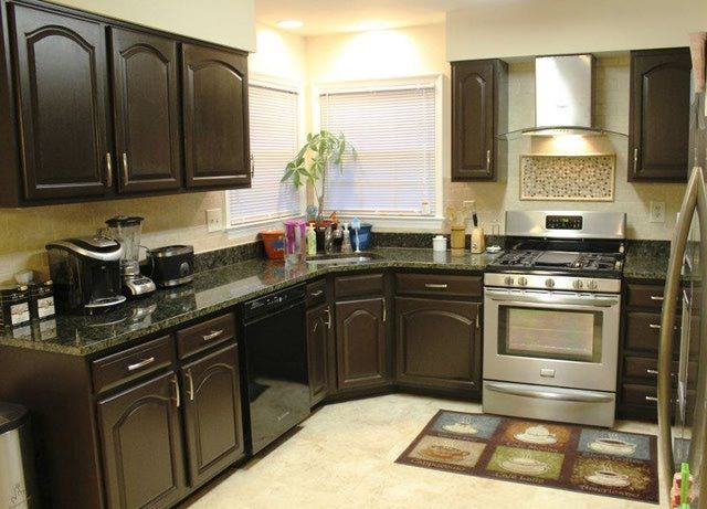 Painted Cabinets An Affordable Alternative To New Cabinets New Kitchen Cabinets Repainting Kitchen Cabinets Best Kitchen Cabinets