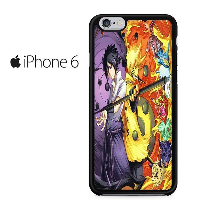 Naruto Dan Sasuke Rikudo Sennin Iphone 6 Iphone 6S Case
