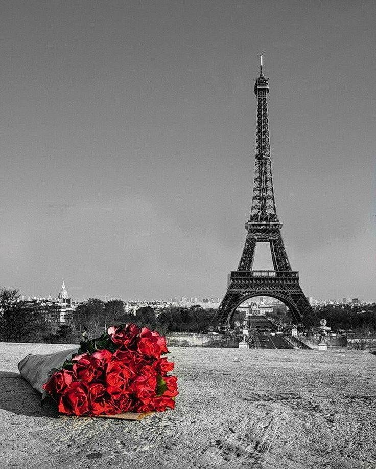 #romantico - Parigi France - Eiffel Tower