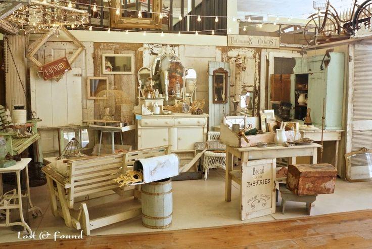 Uncommon Goods, Antique Company Mall