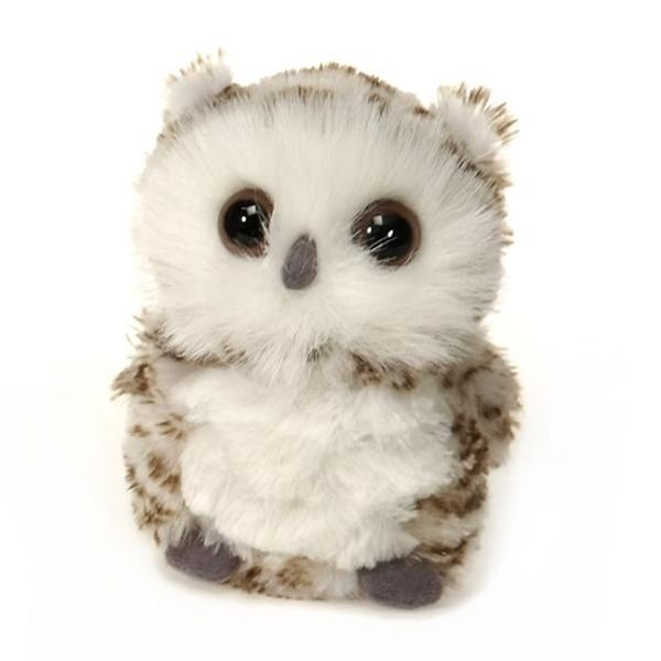 Small Plush Snowy Owl By Fiesta A Owl Love All I Owl Plush