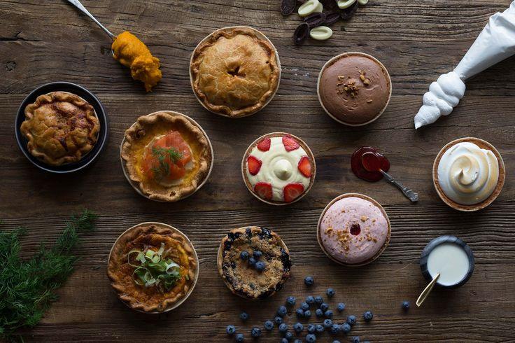 Hello, her kommer en pie! - Mathallen Oslo