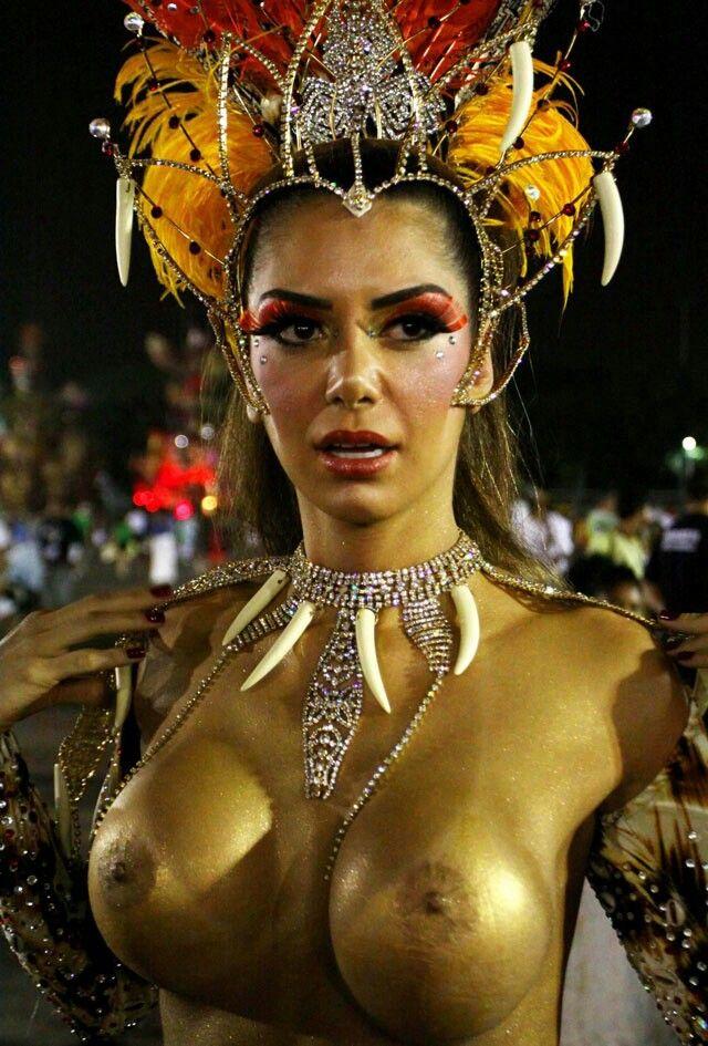 Nude Rio Carnival 67