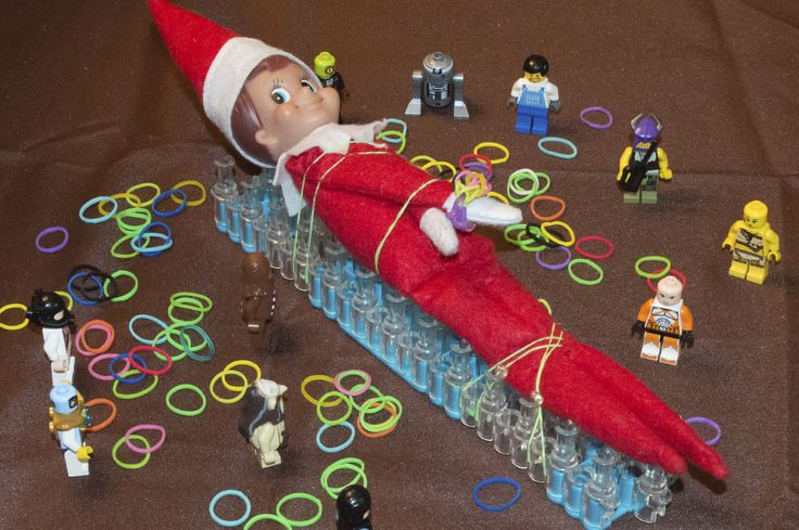 45+ Amazingly Easy Elf on the Shelf Ideas for Busy Moms • Fancy Shanty