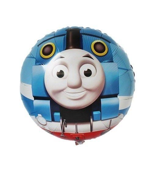 Thomas de trein folie ballon slechts 4,95 euro | Kijk voor meer Thomas de trein feestartikelen en versiering op onze website: www.altijdfeestwinkel.nl