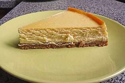 NY-Style Cheesecake mit weißer Schokolade, ein raffiniertes Rezept aus der Kategorie Backen. Bewertungen: 23. Durchschnitt: Ø 4,7.