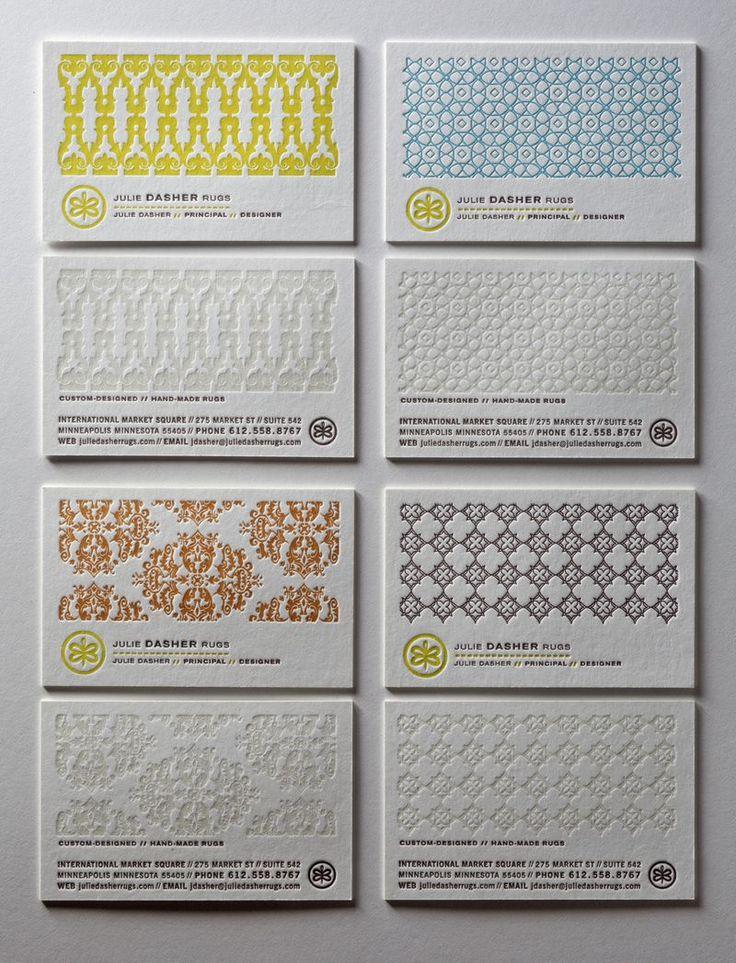 French Paper - letterpress love