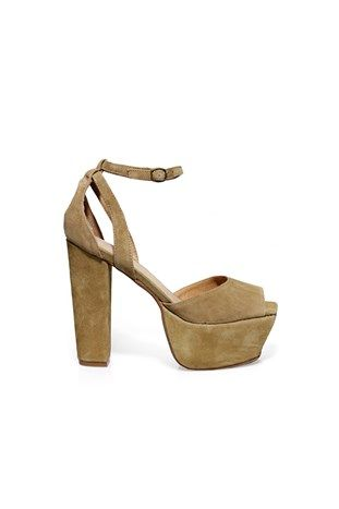Perfect-2 Taupe JEFFREY CAMPBELL