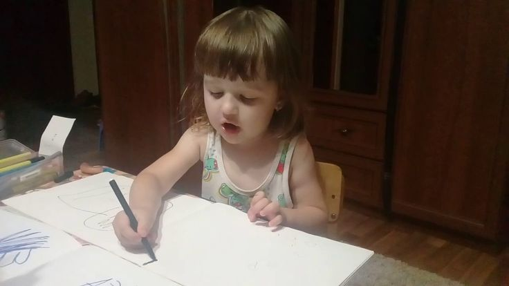Мисс Алина преподает уроки рисования!!!❤