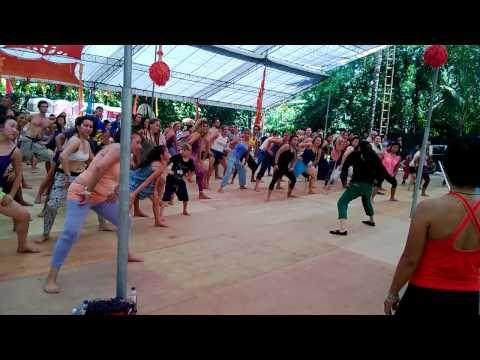 Bali Spirit Festival 2014 Sarina Jain