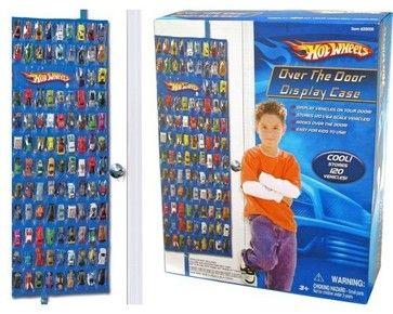 Hot Wheels Over the Door Display Case - Kids Toys - Amazon