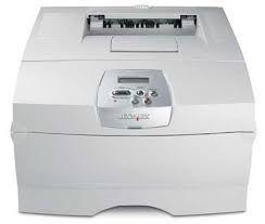 Imprimante second hand Lexmark T430DN    Va prezentam imprimanta laser monocrom A4 compacta, de retea, cu modul duplex de viteza mare, de rezolutie ridicata, economica si usor de instalat.