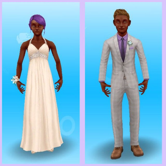 The Sims Freeplay Prepped For Prom Event With Images Event Prom Sims