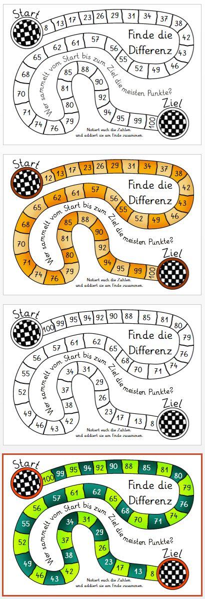 grundschulimpulse: Rechenspiele für den Mathematikunterricht