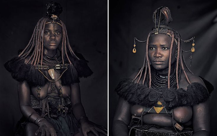Photographer Captures Portraits Of Disappearing Tribal Groups | DeMilked