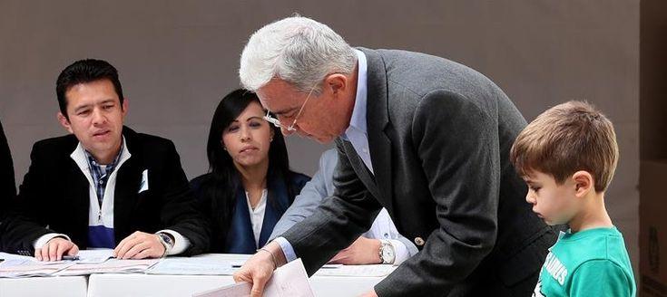 El partido de Uribe se convierte en la primera fuerza en el Senado de Colombia