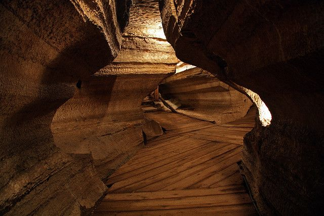 14 Surreal Places In Ontario You Won't Believe Really Exist - Bonnechere Caves, Eganville
