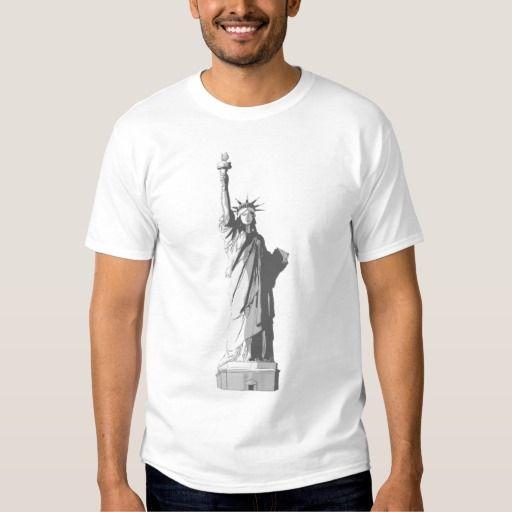 Statue of Liberty, United states symbols T Shirt