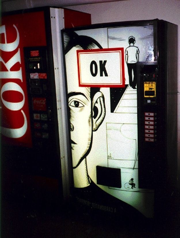 "Despite its national media campaign, OK Soda was only tested in select markets in an attempt to create a buzz and demand. But, it failed to meet sales expectations and was officially discontinued by Coke in 1995. | The Strange Story Of ""OK Soda"""