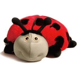 Zoobie Lilly the Ladybug  Order at http://amzn.com/dp/B002C3S988/?tag=trendjogja-20