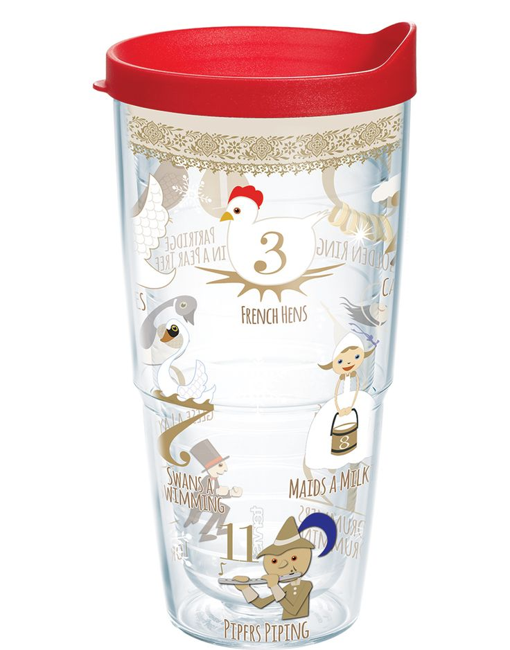 Cute and best gifts to give for that hard to buy for person......On the 1st day of Christmas my true love gave to me a Tervis in a palm tree.