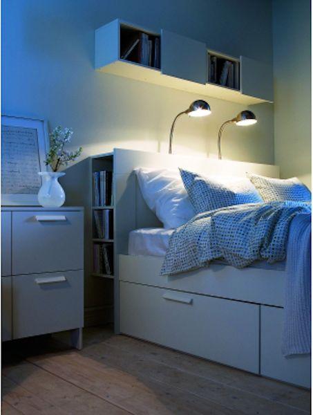 brimnes wall cabinet with glass door 1