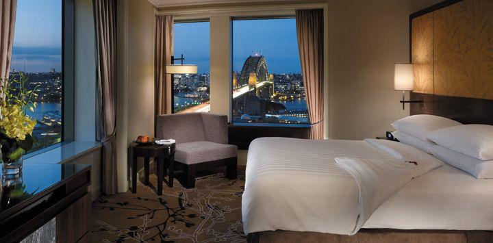 Executive Grand Harbour View Suite Image   Shangri-La Hotel Sydney