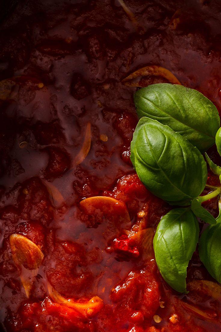 Julia Child's Eggplant Pizzas (Tranches D'aubergine A L'italienne...