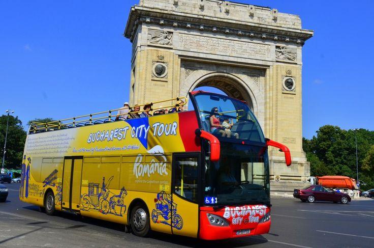De astazi va puteti bucura de traseul Bucharest City Tour cu autobuzul supraetajat! - https://www.rebelmouse.com/tabloidescu/de-astazi-va-puteti-bucura-de-traseul-bucharest-city-tour-cu-autobuzul-1144588647.html