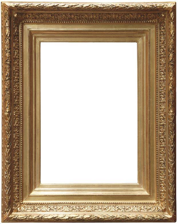 Vintage gold frame Chic Frames, Bedrooms Makeovers, Wall Frames, Empty ...