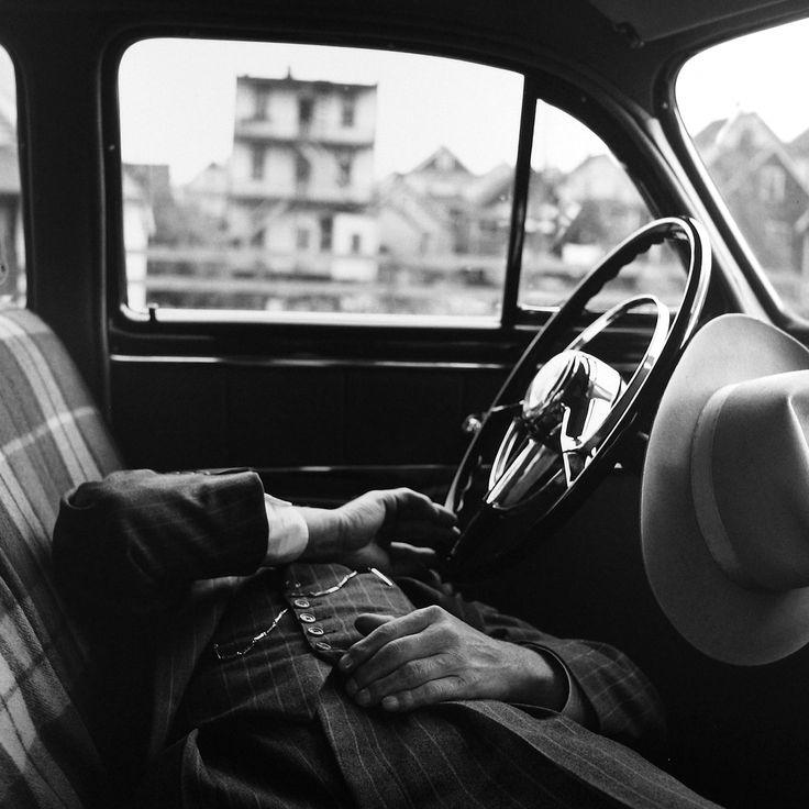 Vivian Maier, 1949.