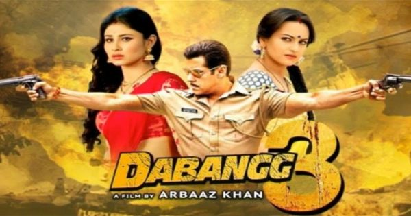 Salman Sonakshi Paired In Dabangg 3 Full Movies Download Hd Movies Download Full Movies