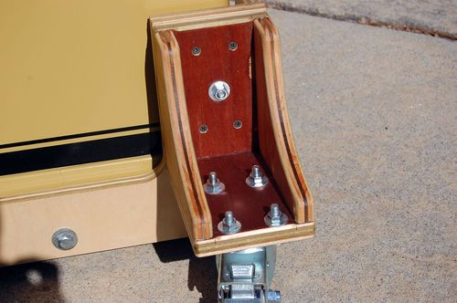 UNIVERSAL POWER TOOL MOBILE BASE IDEA - by tyvekboy @ LumberJocks.com ~ woodworking community
